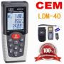 Laser distance meter laser rangefinder (0.05-40m)