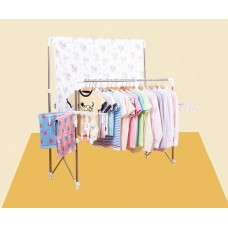 Famili magic drying rack/clothes hanger 2 in 1