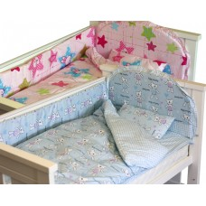 6-Piece Cot Bedding Set
