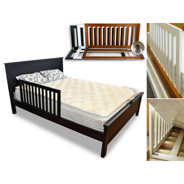 Famili Wooden Safety Bed Rail