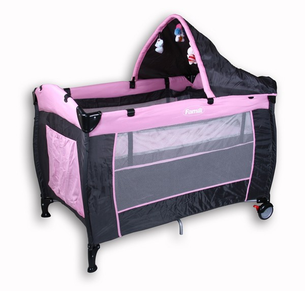 Famili Sleep N Play Playcot With Bassinet